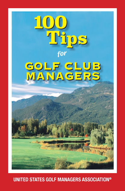 100 Tips For Golf Club Managers