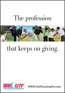 The Profession that…