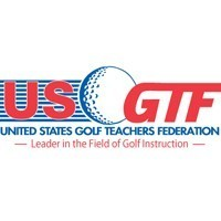 usgtf logo golf teacher certified golf instructor pga