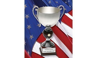 US Golf Teachers Cup trophy - USGTF