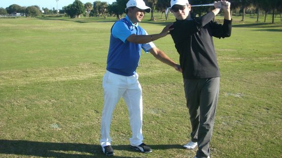 usgtf certified golf teacher golf instructor teach golf