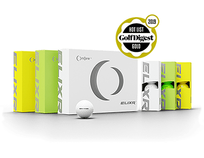 oncore golf ball