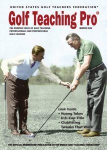 Winter 2020 Golf Teaching Pro Magazine